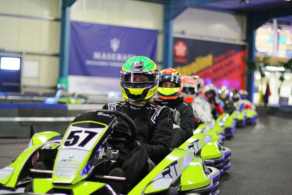 East Action, Fun & Karting Center