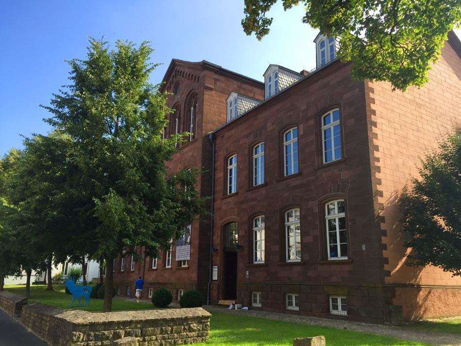 Das Kreismuseum in Bitburg
