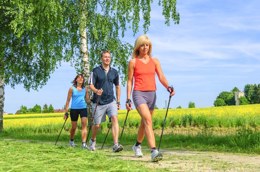 Ein Nordic Walking Paradies - Die Eifel